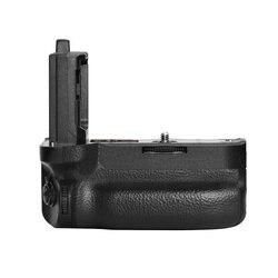 Mcoplus BG-A7IV Camera Vertical Battery Grip Holder for Sony A7RIV A7R4 A7IV A74 A9II A7M4 A7RM4 Camera work