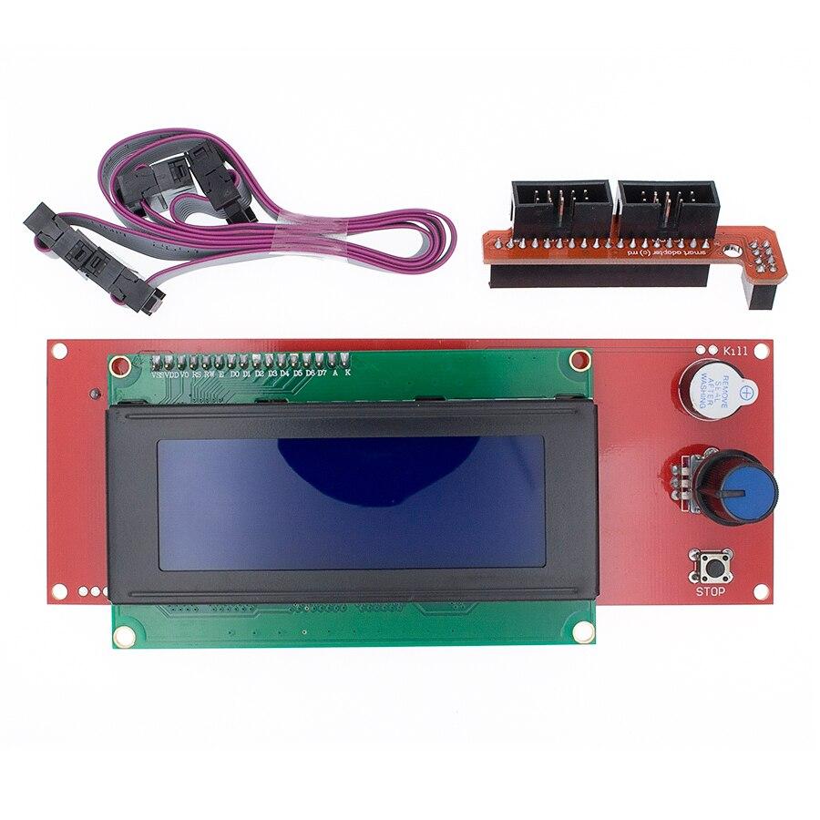 3D Printers Reprap Ramps 1.4 2004 LCD display Intelligent Controller