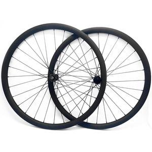 Graphene 29er carbon mtb disc wheels 30x28mm tubeless mtb wheel straight Pull DT240S boost 110x15 148x12 bicycle disc wheelset
