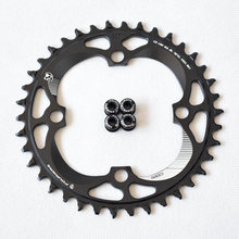 MTB Bike 96BCD Narrow Wide Chainring Circle Single Speed 34T 36T 38T CR-CBE-96 mountain bike accessories cycling(China)