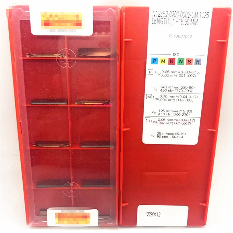 Sandvik R390-17 04 08M-PM 4240 milling cutter CNC tool blade 10PCS//BOX
