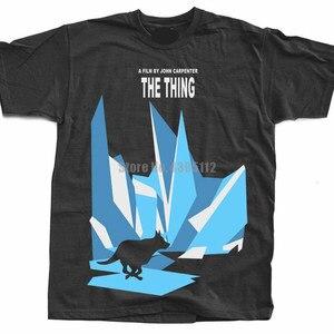 The Thing Movie темно-синие фиолетовые футболки Man'S Ahegao в стиле хип-хоп футболка для любителей фильмов ужасов ЛГБТ-футболка одежда СССР Pofxuf
