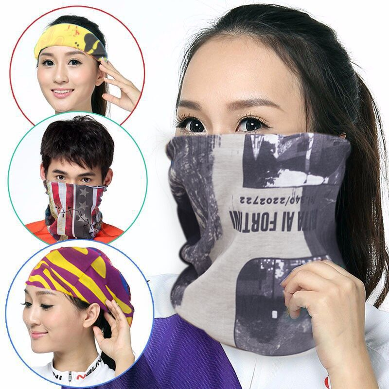 Print Headband Variety Turban Sports Accessories Elastique Cheveux Homme Yoga Running Cross-training Cycling Hiking Working-out