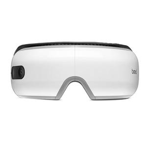 Image 3 - Breo masajeador de ojos iSee4X eléctrico, portátil, con aire de calefacción, vibración musical, masajeador Shiatsu, terapia de masaje para el cuidado de los ojos