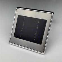 Interruptor de Reinicio de pared de 8 entradas, botón de contacto momentáneo para automatización inteligente del hogar DIY