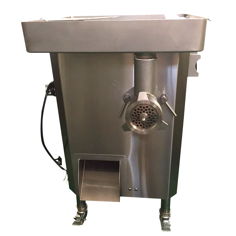 Meat cutter Meat slicers commercial meat grinder DJR-201 Stainless steel meat grinding machine Large meat processing machine 1PC