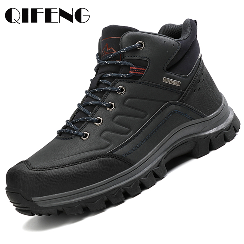 Ankle Boots <font><b>Men</b></font> Trendy Casual <font><b>Shoes</b></font> Breathable Sneaker Summer Sport <font><b>Shoe</b></font> Male Ankle Boots Fashion <font><b>Men</b></font> <font><b>Shoes</b></font> <font><b>Winter</b></font> Botas Hombre image