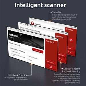 Image 5 - THINKCAR ThinkScan Plus S7 skaner samochodowy OBD2 narzędzie diagnostyczne do samochodów ABS SRS 7 systemy czytnik kodów 5 funkcja resetowania za darmo