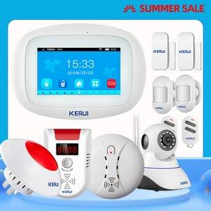 KERUI Security Alarm System K5