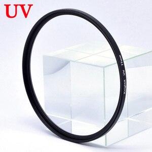 Image 2 - Фильтр объектива KnightX UV CPL polarizer colse up Macro Camera dslr 49 мм 52 мм 55 мм 58 мм 62 мм 67 мм 72 мм 77 мм аксессуары для освещения dslr