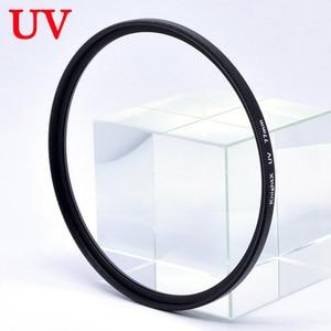 Image 2 - KnightX UV CPL polaryzator colse up makro obiektyw do lustrzanki cyfrowej filtr 49mm 52mm 55mm 58mm 62mm 67mm 72mm 77mm akcesoria oświetleniowe dslr