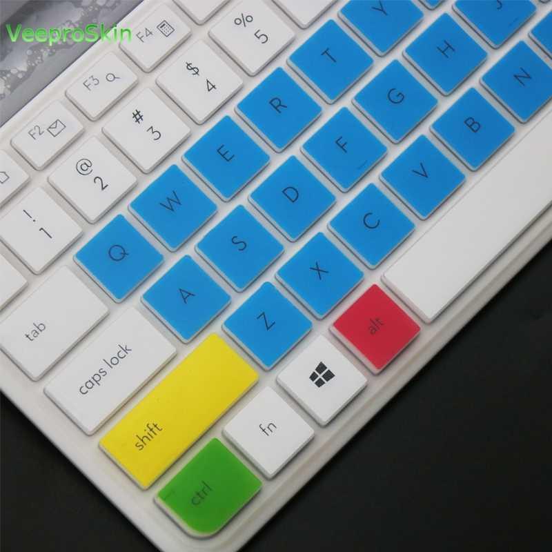 Logitech MK470 ince kablosuz klavye silikon toz geçirmez kablosuz masaüstü klavye kapağı cilt koruyucu MK 470 toz filmi