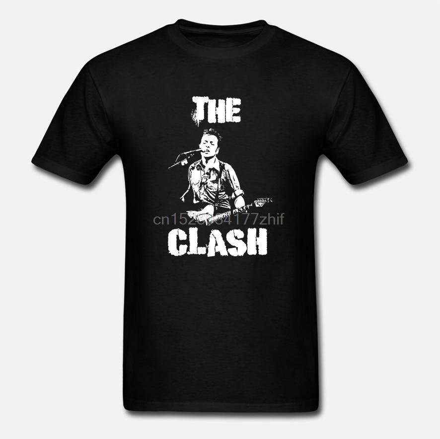 JOE STRUMMER the clash T SHIRT all sizes S M L XL