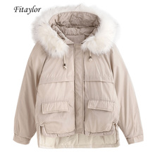 Loose Jackets Fitaylor Faux