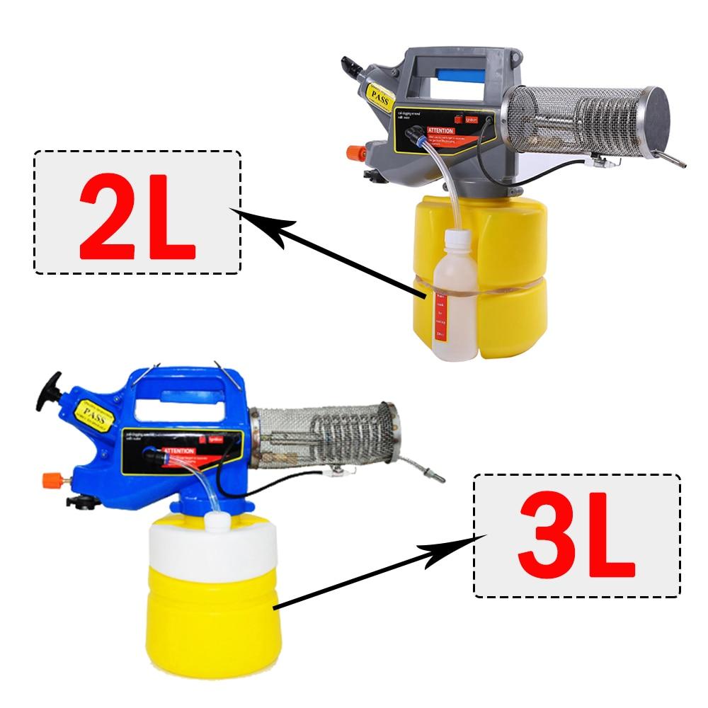 Mini Spray Fogger Machine Vector Fog Ulv Cold Fogger C150  For Mosquito Moths Filie Killing Anti-epidemic Insecticide Sprayer