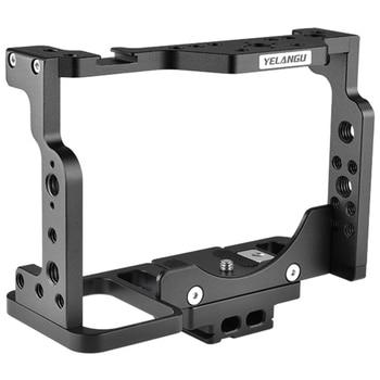 YELANGU Camera Cage for NIKON Z6/Z7 Camera Camera Protection Cage Kit Photography SLR Camera Kit