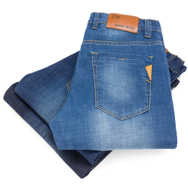 Brother Wang Classic style Men Brand Jeans  6