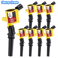 8pcs High Performance Ignition Coil Pack DG508 FD503 for Ford Expedition F150 00 04
