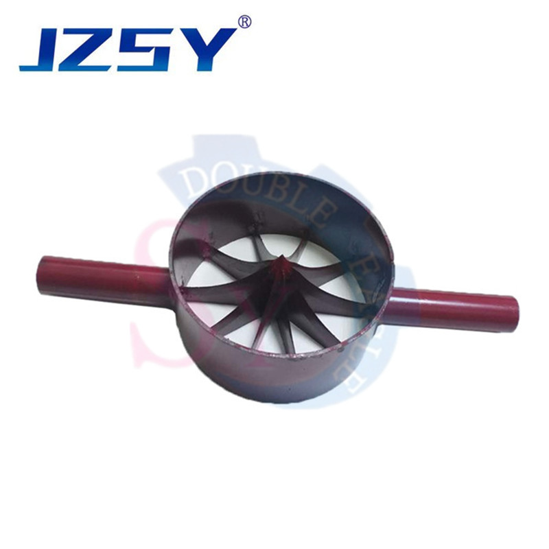 Machine industrielle de fente de bambou de manulal de prix usine/petit couteau de diviseur douvreur de bambou de main/mini machine de fente de bambou