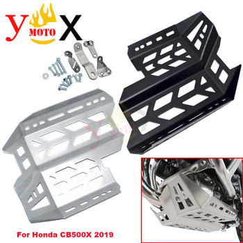 CB 500X 19 Motorcycle Lower Chassis Engine Guard Cover Bottom Protection Skid Plate For HONDA CB500X CB500 X 2019