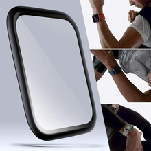 цена на Screen Full Protective Glass Compatible for iWatch Series 5 4 3 2 1 38 3D Tempered Glass Film Ultra Clear Screen Protector