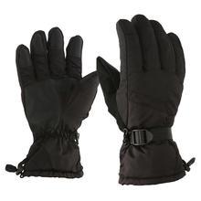 Теплые зимние перчатки унисекс для велоспорта велосипеда лыжного
