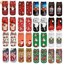 Skarpety ze świętym mikołajem 2020 świąteczne dekoracje na skarpety domowe wesołe skarpety świąteczne Ornament nowy rok 2021 prezenty bożonarodzeniowe Kerst Decor Noel tanie tanio cyuan CN (pochodzenie) Bez pudełka