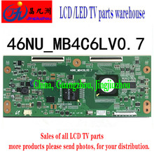 цена на Original Samsung 46NU-MB4C6LV0.7 logic board tested delivery warranty for 120 days