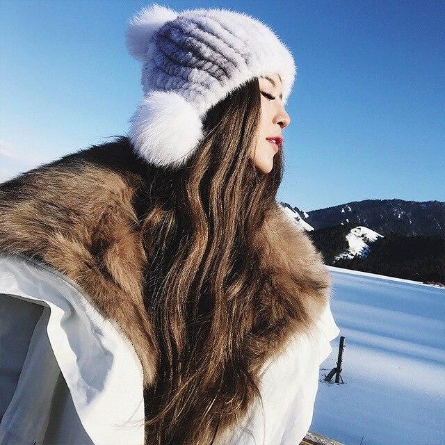 Femmes vêtements 2020 renard réel fourrure Parka chaud hiver Manteau femmes vêtements Manteau Femme BL-029 YY2079