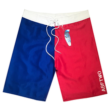 NEW Men Striped Beach Shorts Boardshorts Quick Dry