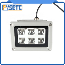 High Quality 110-260V 405nm UV LED Resin Curing Light Lamp for SLA DLP 3D Printer Photosensitive Accessories Hot sale hot sale custom uv led printer print on business card