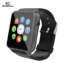 GT88 Smart Watch Heart Rate monitor Tracker Support SIM TF Card Bluetooth Men Smartwatch Camera smartband for Android IOS Phone цена и фото