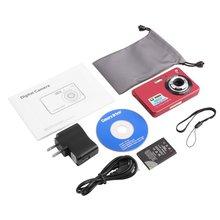 "2.7"" TFT LCD HD 720P 18MP K09 Digital Camera Camcorder CMOS Sensor 8X Zoom Anti-shake Anti-red Eye Digital Camera"