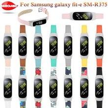 Ремешок из натуральной кожи для samsung galaxy fit e sm r375