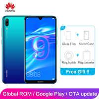 Huawei disfrutar de 9 Y7 Pro mundial ROM 4GB 128GB 6,26 pulgadas Snapdragon 13MP 450 Octa Core Android 8,1 Smartphone 4000mAh tarjeta Dual