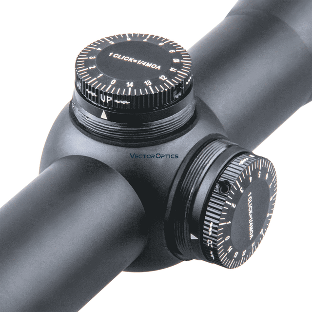 Vector Optics Matiz 2-7x32 1 Inch Hunting Riflescope Compact Rifle Scope 1/4 MOA Varmint Shooting R/700 Ruge/10/22 .22 .177HMR 4