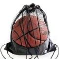 Спортивная Сетчатая Сумка  Портативный футбольный рюкзак для хранения  для улицы  баскетбола  волейбола  многофункциональные сумки для хра...