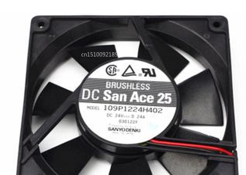 For Original Authentic 109P1224H402 12025 24V 0.24A 12CM Fan Drive Free Shipping