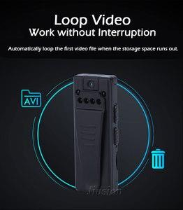 Image 5 - 1080P Mini Camera HD Video Voice Recorder Clip DV IR Night Vision Motion Sensor Micro Cam Secret Webcam Camara espia oculta