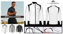 цена на KD2019 QD2019 Men Thin coat  JL Golf jacket 4colors Golf clothes S-XXL in choice Leisure Golf shirt Free shipping