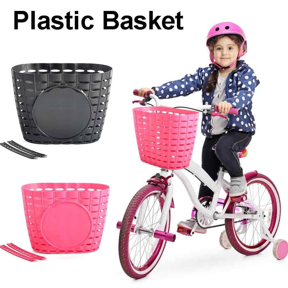 para manillar de bicicleta Cesta de bicicleta para ni/ños y ni/ñas