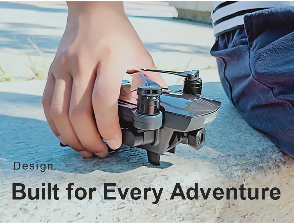 Drone GPS 4K 1080P Cámara Me sigue Quadcopter 20