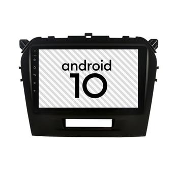 Brand New Car Android 10 gps for 2019 Suzuki Grand Vitara Radio Multimedia Bluetooth Internet 2.5D explosion-proof Touch screen