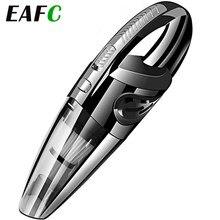 Handheld Vakuum Cordless Leistungsstarke Zyklon Saug Tragbare Wiederaufladbare Staubsauger 6053 Quick Charge für Auto Hause Haustier Haar