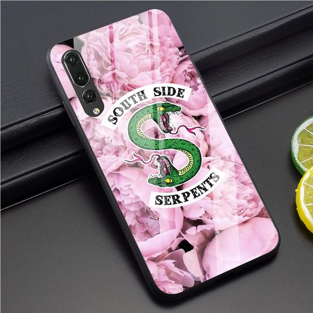 RIVERDALE THEMED HUAWEI PHONE CASE (12 VARIAN)