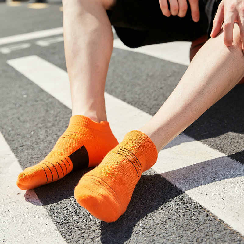 Sport Sokken Mannen Professionele Basketbal Sokken Running Handdoek Bodem Anti-Slip Sport Outdoor Wandelen Sokken