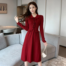 Цельный зимний модный женский свитер в Корейском стиле Женская