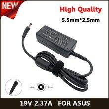 19v 237a 45w Ноутбук ac адаптер dc зарядное устройство для asus