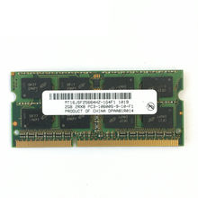 RAM DDR3 so-dimm pour ordinateur portable, Module de 2 go, PC3-10600S/1333Mhz, pc3 10600S, 1333MHZ