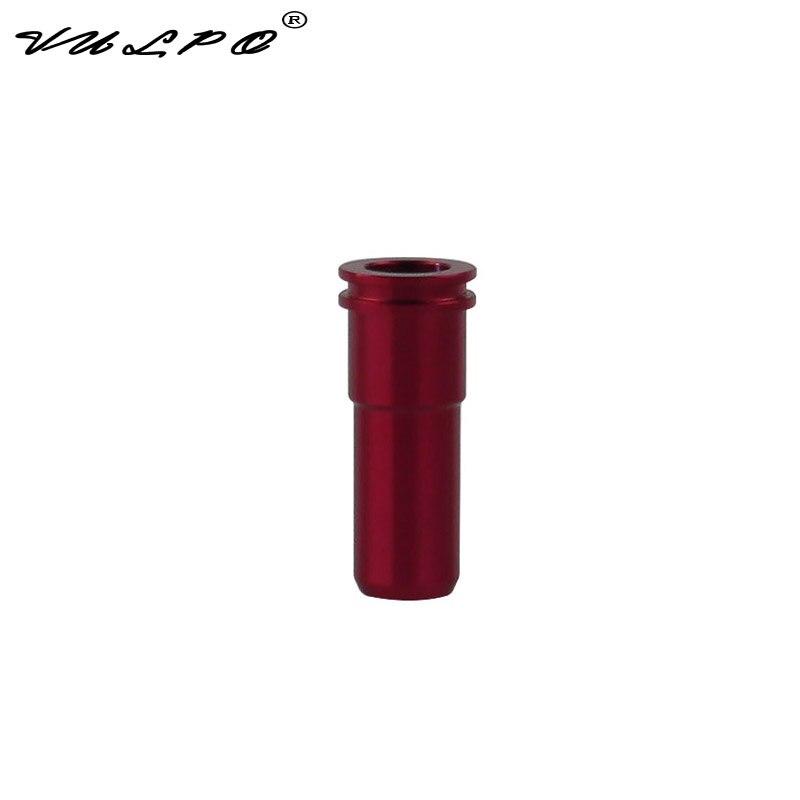 SHS VULPO Alta selo CNC Alumínio Duplo-anel de Ar Super Selado Bico para M4/M16 Series Airsoft AEG